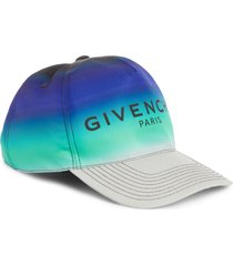 men's givenchy ombre twill baseball cap -