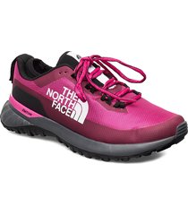w ultra traction shoes sport shoes outdoor/hiking shoes rosa the north face