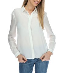 blusa manga larga mujer belisa crudo rockford