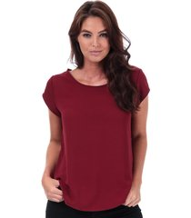 womens vic short sleeve top