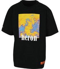 heron preston herons t-shirt