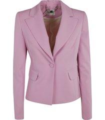be blumarine slim-fit classic blazer
