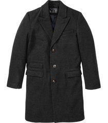 cappotto in simil lana (grigio) - bpc selection