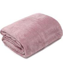 cobertor king buddemeyer aspen rosa