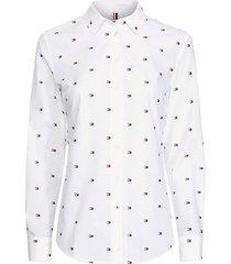 overhemd felicia wit
