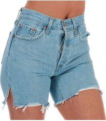 womens 501 mid thigh shorts