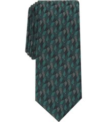 alfani men's gerald geo tie, created for macy's