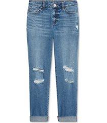 inc boyfriend jeans, created for macy's