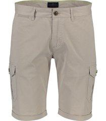 portofino shorts worker zandbruin cargo zakken