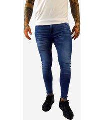 jean azul tascani skinny theo