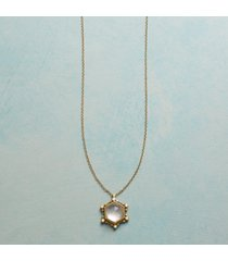 rose quartz sunbeams necklace