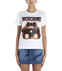 moschino bat-teddy t-shirt