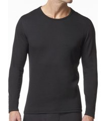 stanfield's heatfx men's fleece thermal long sleeve t-shirt