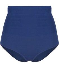 eres high-rise bikini bottoms - blue