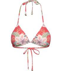 lexi bikini top bikinitop röd by malina