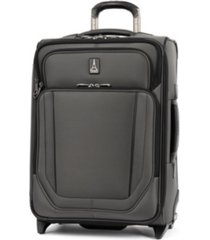 "travelpro crew versapack 22"" 2-wheel max softside carry-on"