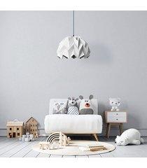 lampa wisząca origami iceberg l