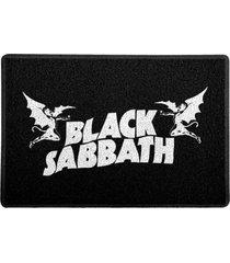 capacho black sabbath preto 0,40x0,60m - beek