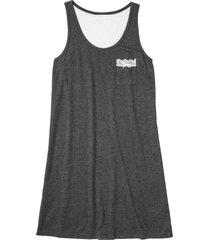 camicia da notte con pizzo (grigio) - bpc bonprix collection