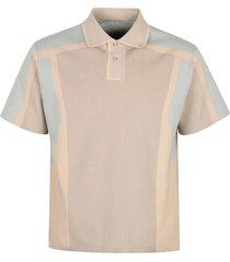 jacquemus cotton polo shirt