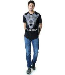 calça jeans opera rock básica masculina