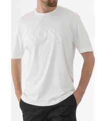 boss talboa t-shirt - white 50410383