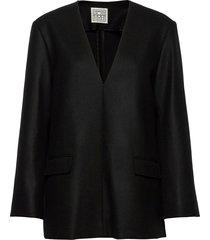 giverny blazers casual blazers svart totême