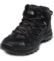 zapatilla m storm iii mid wp beige the north face