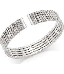 inc crystal flex bracelet, created for macy's