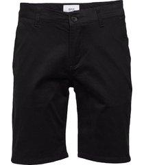 folk shorts shorts chinos shorts svart makia