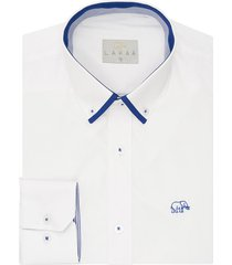 camisa  para hombre algodón carlo