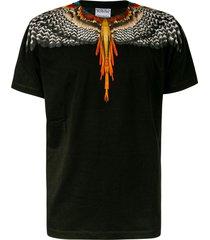 marcelo burlon grizzly wings regular t-shirt