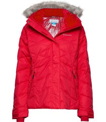 lay d down ii jacket outerwear sport jackets röd columbia