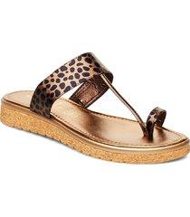 slip-on sandals shoes summer shoes flip flops brun ilse jacobsen