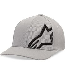 gorro corp shift mock gris alpinestars