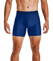 under armour 2-pack ua tech(tm) boxerjock(r) boxer briefs, size large in royal //academy at nordstrom
