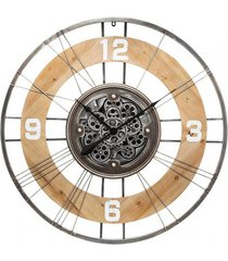 zegar ścienny dekoracyjny cesare 90 cm