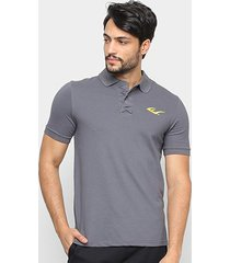 camisa polo everlast masculina