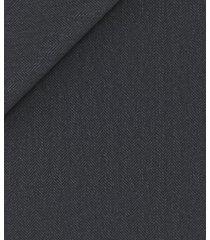 giacca da uomo su misura, reda, grigia spigata 150's, quattro stagioni | lanieri