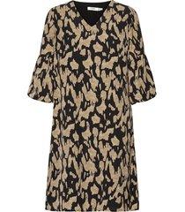 bxgalli dress knälång klänning brun b.young