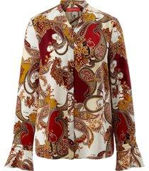blouse van laura biagiotti roma multicolour