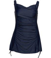 swimsuit serena plus baddräkt badkläder svart wiki