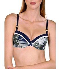 bikini lisca buenos aires voorgevormde zwempak top