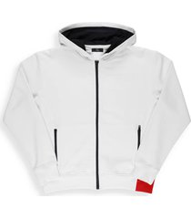 fay cotton hoodie