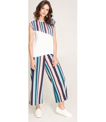 pantalón rayas color surtido 12