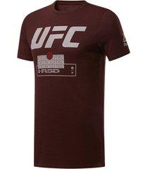 camiseta reebok fight hombre