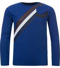 common heroes t-shirt kobalt voor jongens in de kleur