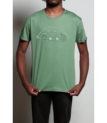 camiseta bike fusca