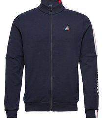 tri saison fz sweat n2 m sweat-shirt trui blauw le coq sportif