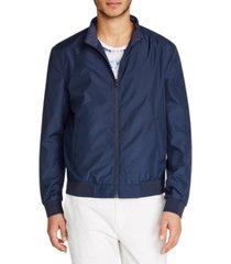 tallia men's solid hybrid jacket
